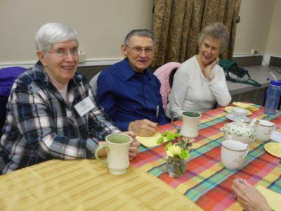 Lois, John & Shirley