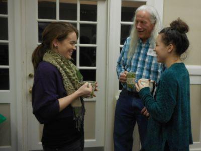 Sam, Victoria And Christina
