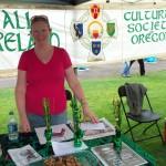 Volunteer Anne Doherty