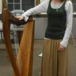 felicity-with-her-harp