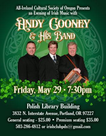 AICS Presents Andy Cooney