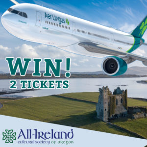 win two round-trip tickets to dublin ireland