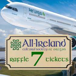 win aer lingus round trip tickets to Ireland